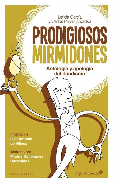 prodigiosos mirmidones libro