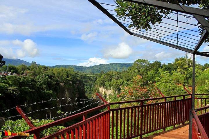 Taman Ngarai Maaram - Bukittinggi
