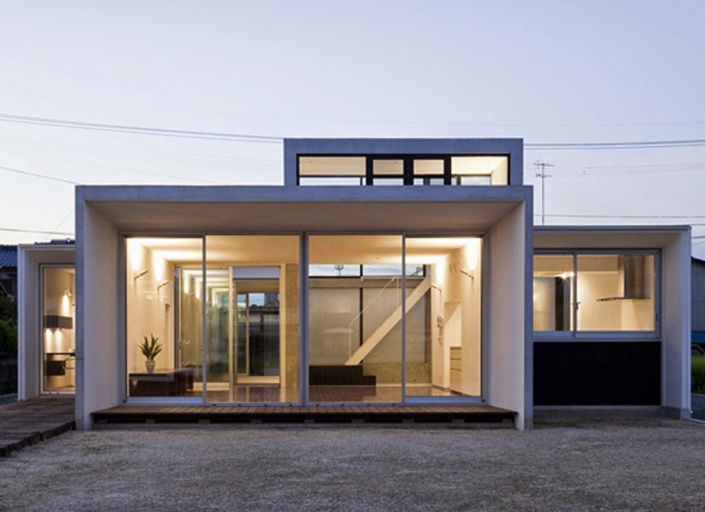 gambar rumah unik minimalis, model rumah unik minimalis, contoh rumah unik minimalis