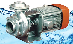 Kirloskar Horizontal Monoblock Pump GMC112 (3PH) (1.02HP) Online, India - Pumpkart.com