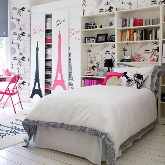 Home decoration for cute girl room decor home decoration for Cute bedroom decorating ideas for girls