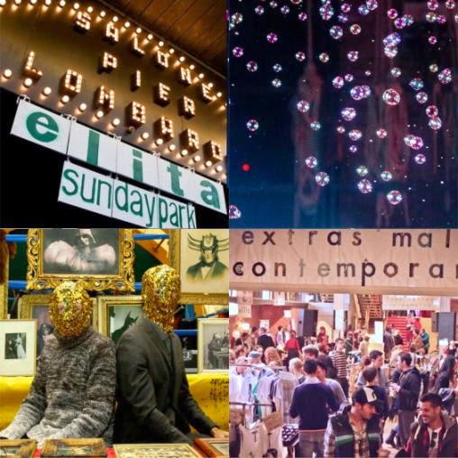 Domenica: torna al Teatro Franco Parenti Elita Sundaypark, showcooking, makers, laboratori teatrali per bambini e musica live