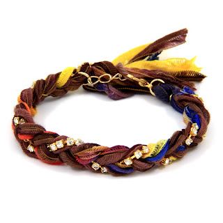 gold braided