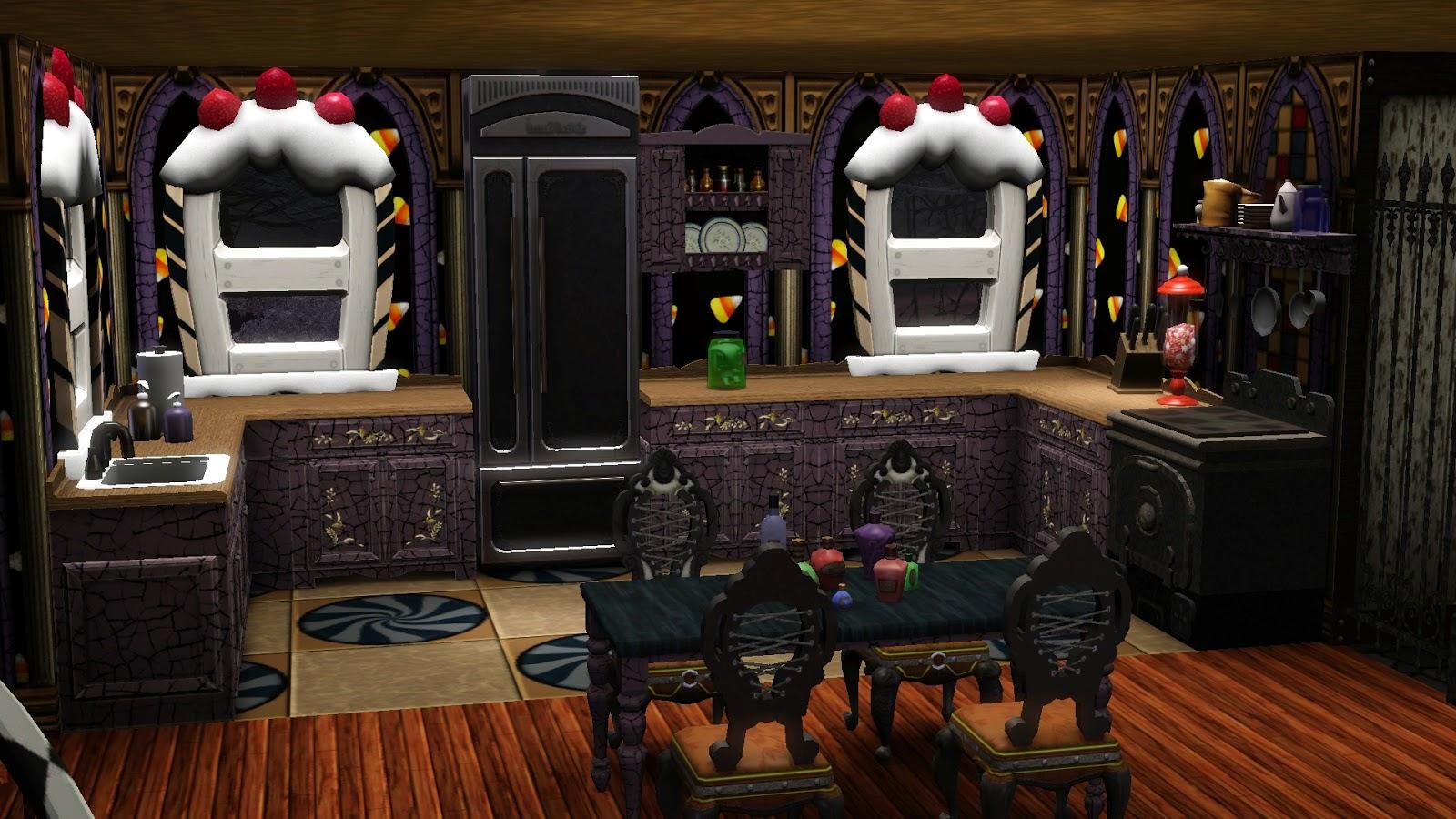 My sims 3 blog hansel and gretel by ruth kay - Hansel home ...