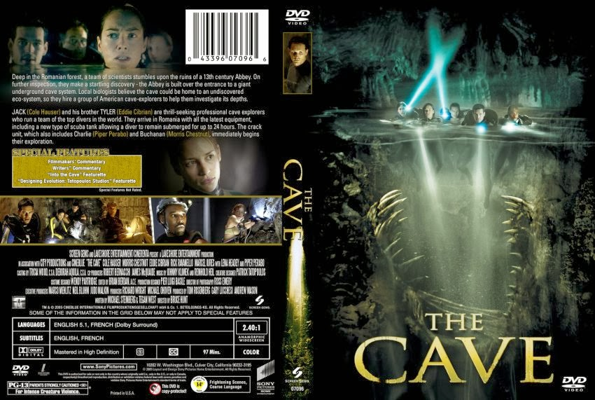 The Cave (2005) 720p BrRip Dual audio (Hindi+Eng) Torrent Movie