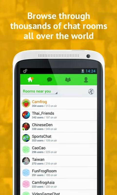 Camfrog Video Chat Pro v3.1.972 build 972