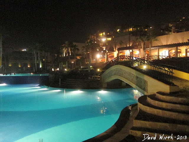 main pool, sunset hotel, cabo san lucas