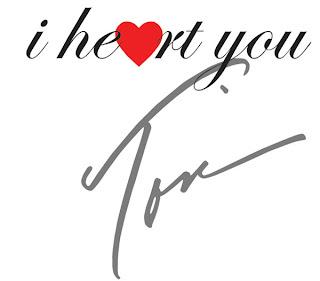Toni Braxton - I Heart You Lyrics