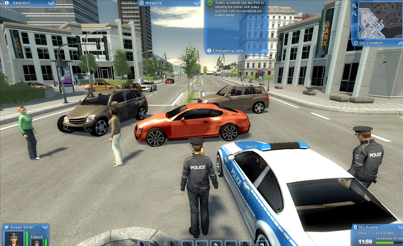 Police Force 1 Game