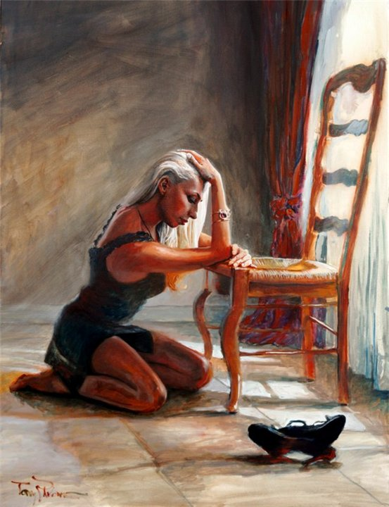 Last Lover | Tony Pavone | American Figurative painter