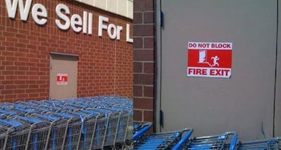One Hundred Hilarious Funny Sign Fails