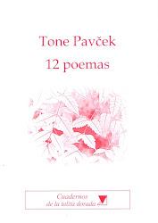TONE PAVČEK 12 poemas