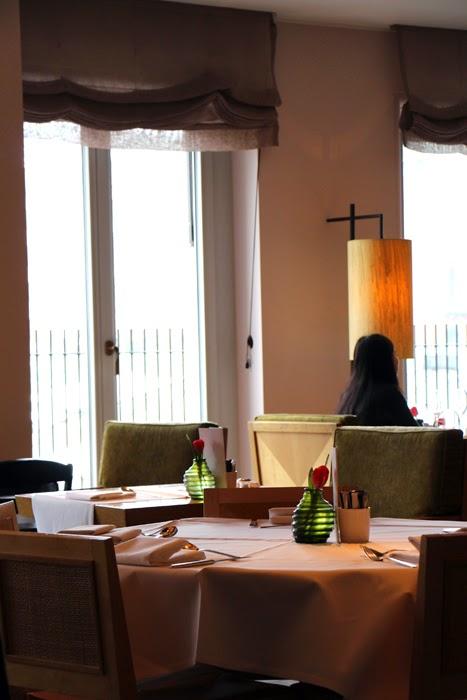 Restaurant Emiko im Hotel Louis
