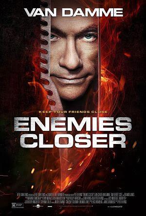 Enemies Closer 2013 DVDRip 300mb MP4
