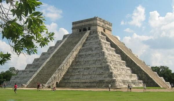 Templo de Kukulkán (México)