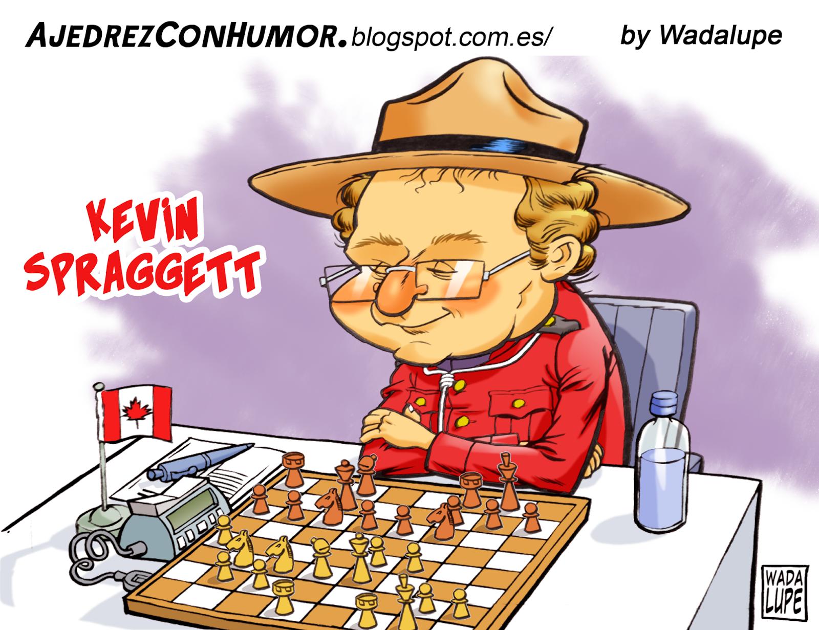 Kevin Spraggett Chess