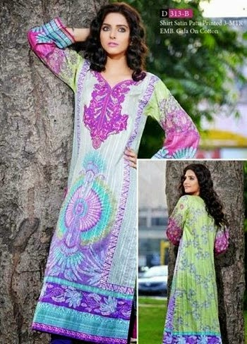 Midsummer Doha Kurti Collection