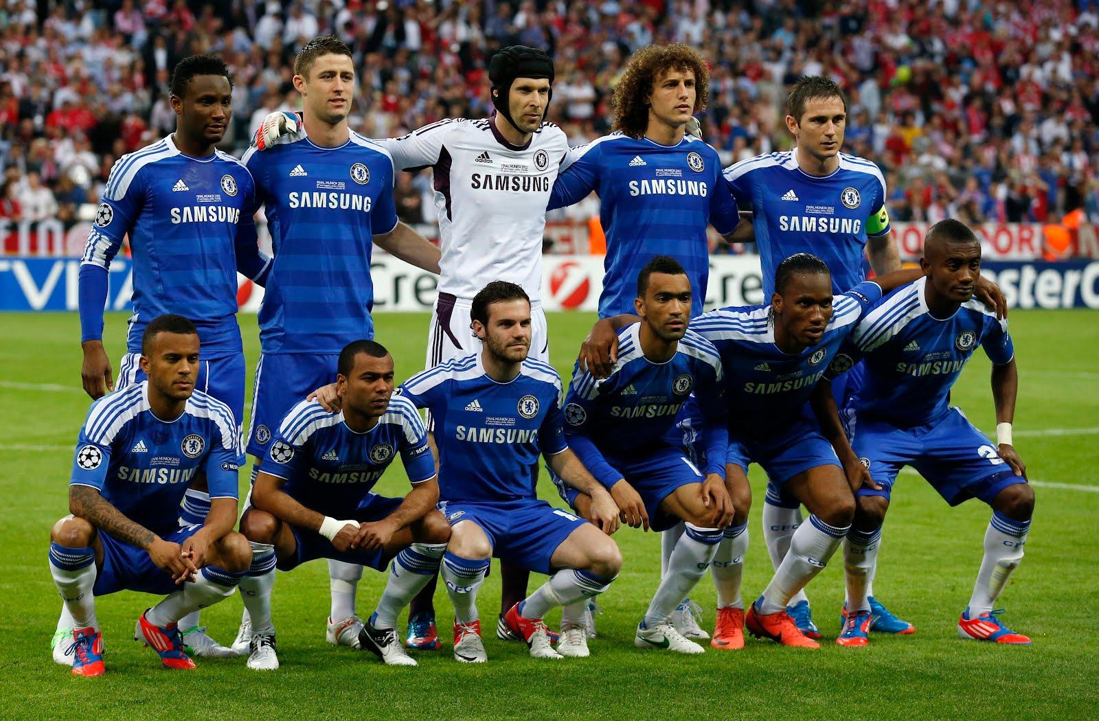 Kora2014 كورة: Chelsea are Europe Champions after Dramatic ...
