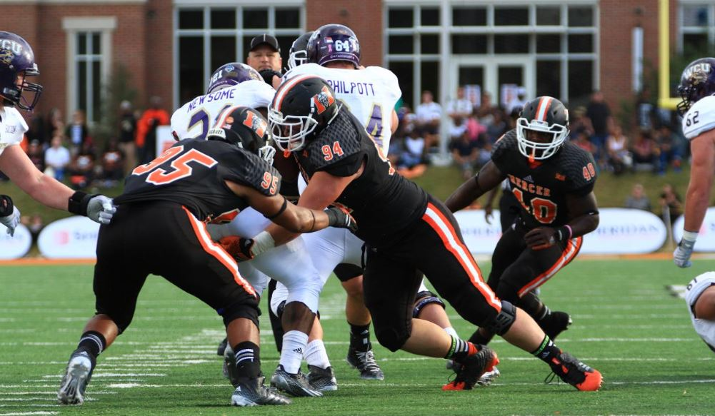 Purple Gold 2015 Football Preseason Preview Mercer