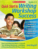 My Latest Book on Writing from Scholastic
