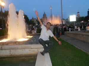 في العاصمة الاسبانية برشلونة