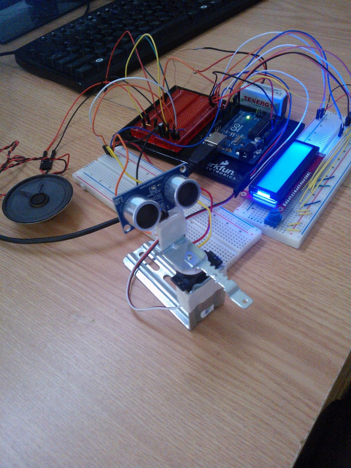 Jimmy s arduino projects project moderate
