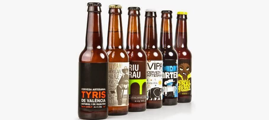 Tyris.- Cervezas Artesanas Tyris de Valencia