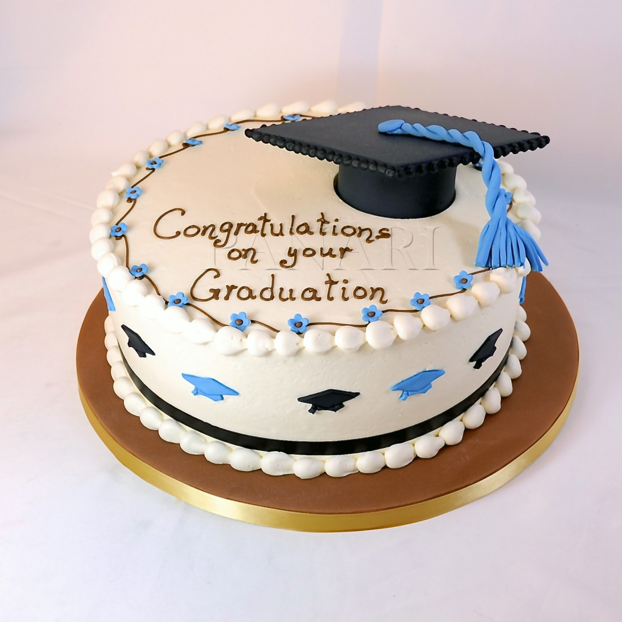 Images Of Graduation Cake : 10 High School Graduation Cake Design CAKE DESIGN AND ...