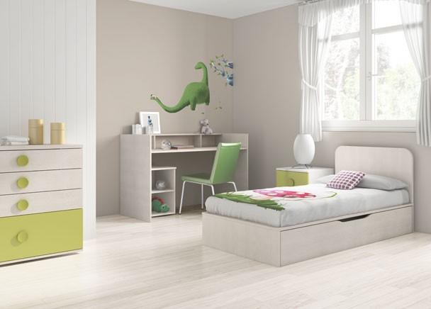 Cuna convertible fotos de dormitorios for Muebles bebe online