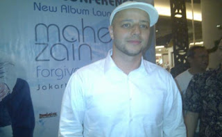Album Terbaru Maher Zain 'Forgive Me'