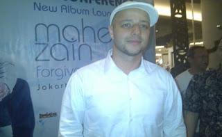 Album Terbaru Maher Zain 'Forgive Me'