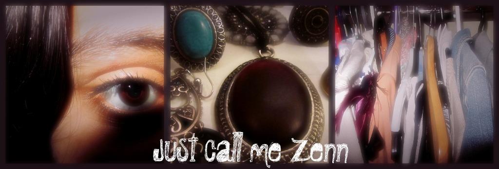 Just call me Zenn