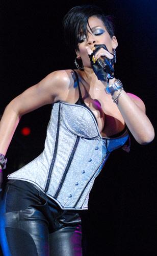 Rihanna Weight The Locker Room