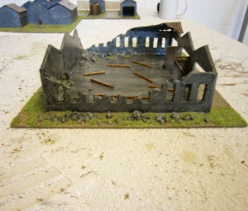 Making Stalingrad Ruined Factory Four Pictures 12