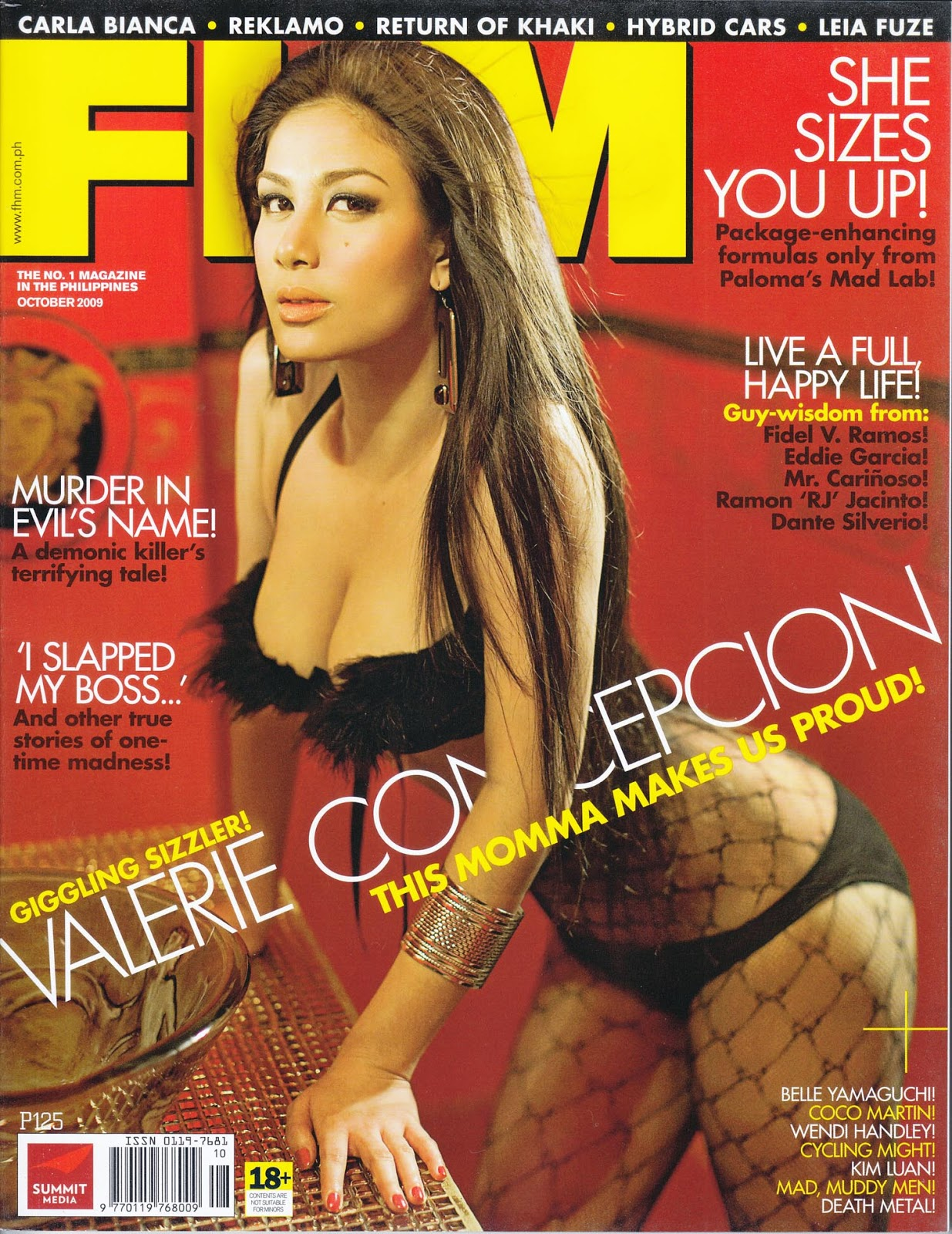 valerie concepcion sexy fhm bikini photos 05