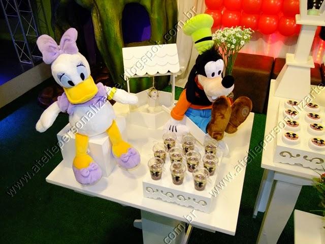Decoração Mickey provençal Porto Alegre