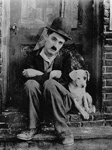 CHARLIE CHAPLIN (1889-1977)  COMEDIAN, FILM MAKER