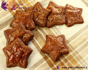 Biscotti alla Cannella Giallo Zafferano