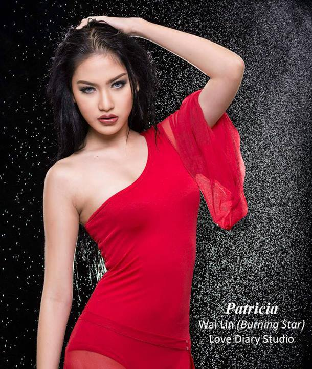 Consider, that Myanmar model patricia s hot sexy images the