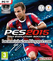 Pro Evolution Soccer 2015 PC Game Free Download Update Patch