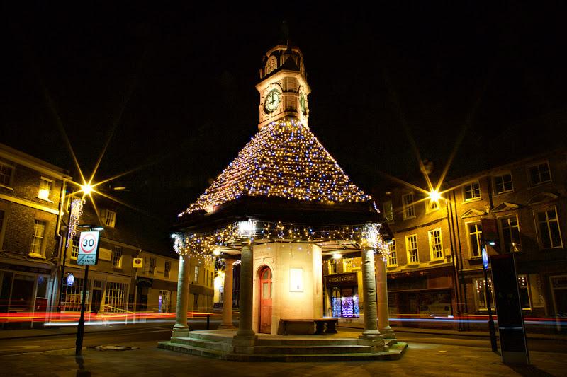 Newbury clock tower