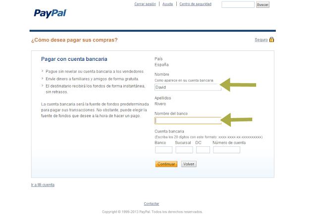 como crear una cuenta en paypal 7