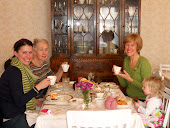 4 Generations Tea Party