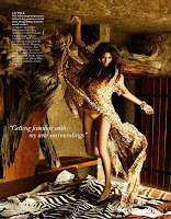Ashika Pratt Vogue India April 2011