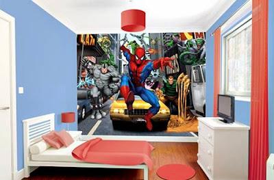 Bedroom-Design-Kids-Room-Man-2