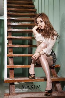 Nine Muses Sera Maxim Korea Pictures