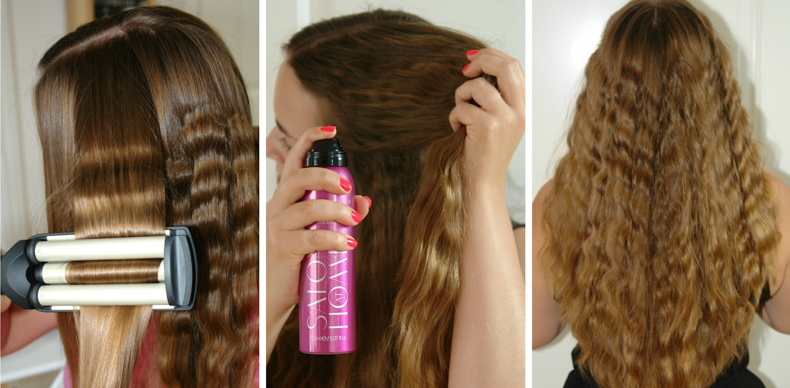 Festival Hairstyle Tutorial, BaByliss, hair, headband, tutorial, TRESemmé, BaByliss Wave Envy, styling tool, haircare, hairstyle, beauty blogger, UK blog