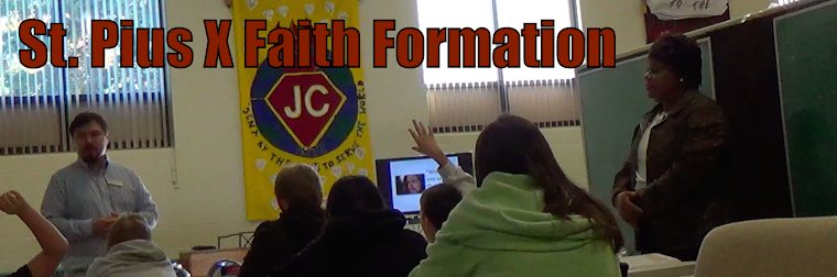 St. Pius X Faith Formation