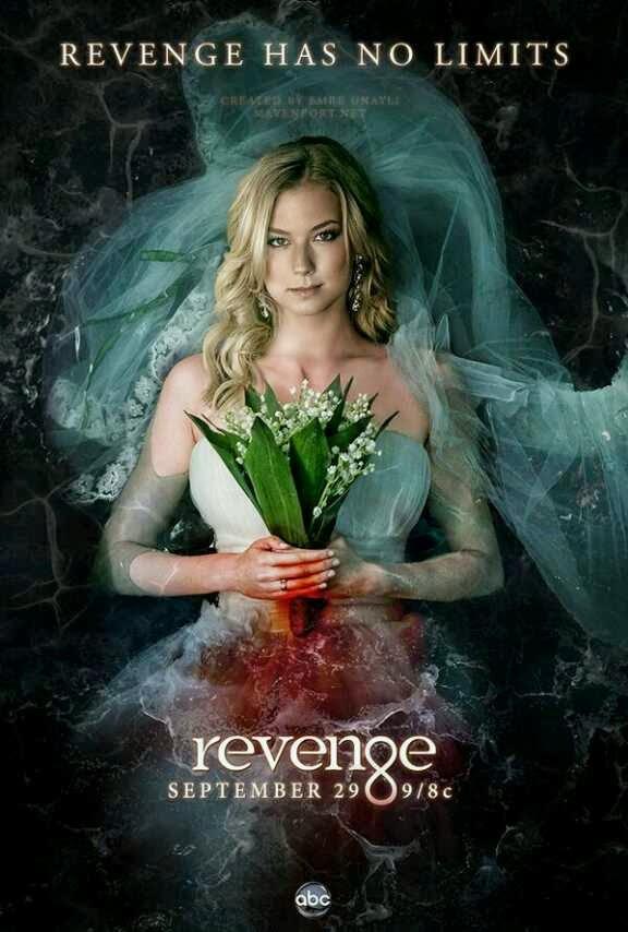 analizar y hablar sobre la temporada 3 de revenge