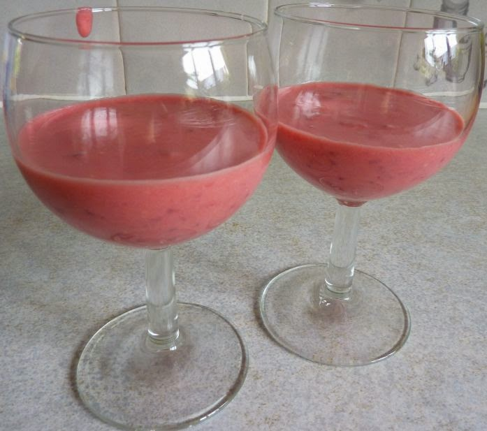 Carla Nayland Historical Fiction: June recipe: Red berry fool